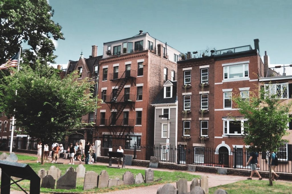 Freedom-Trail-Boston-Skinny-house-Spite-house