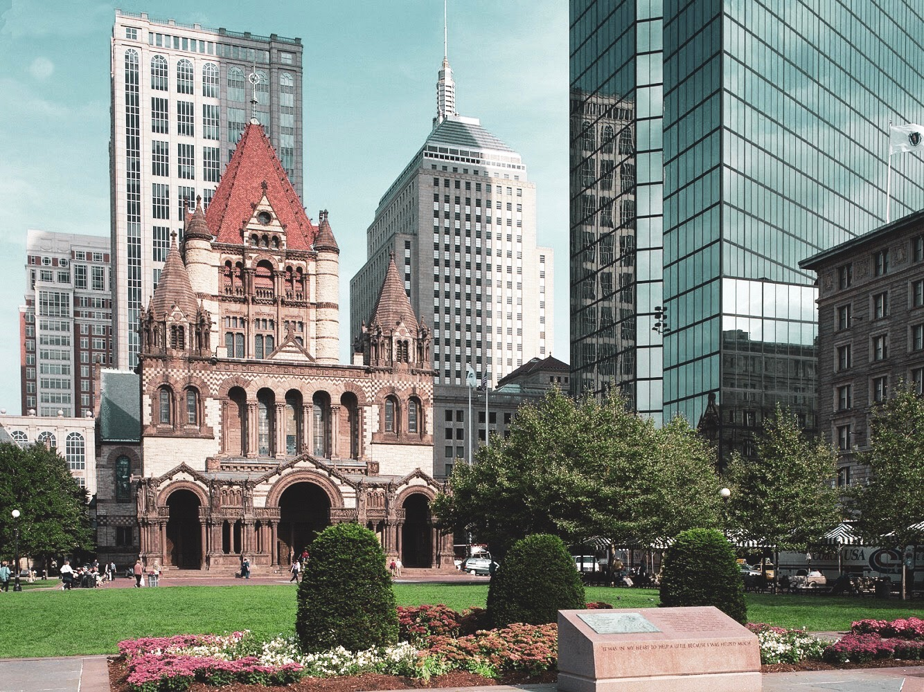 Boston-cosa-vedere-trinity-church-copley-square
