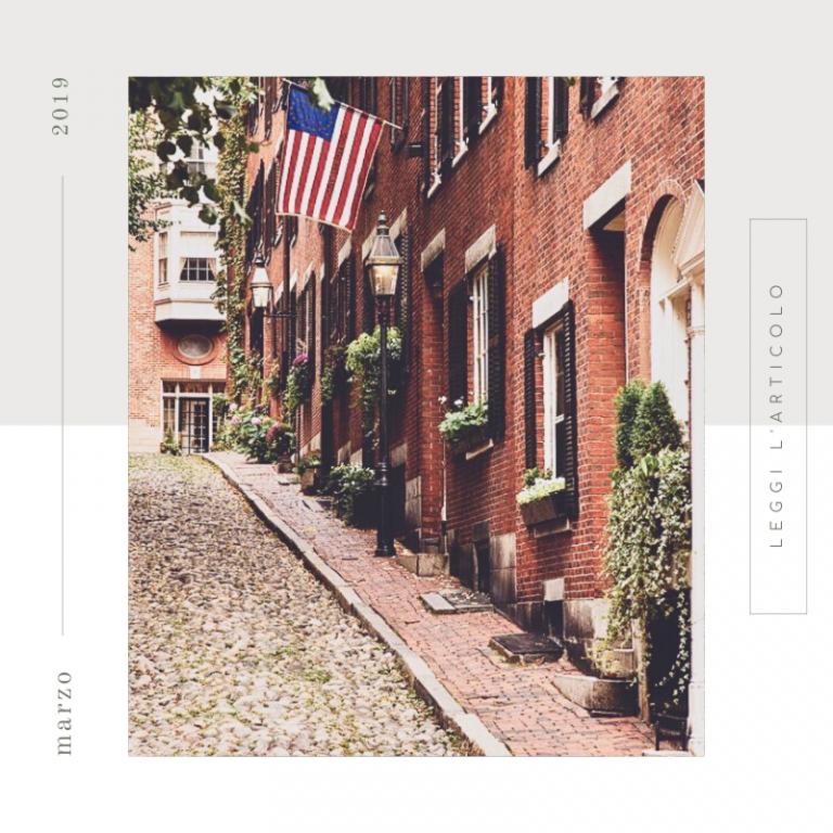 I mattoni rossi di Boston