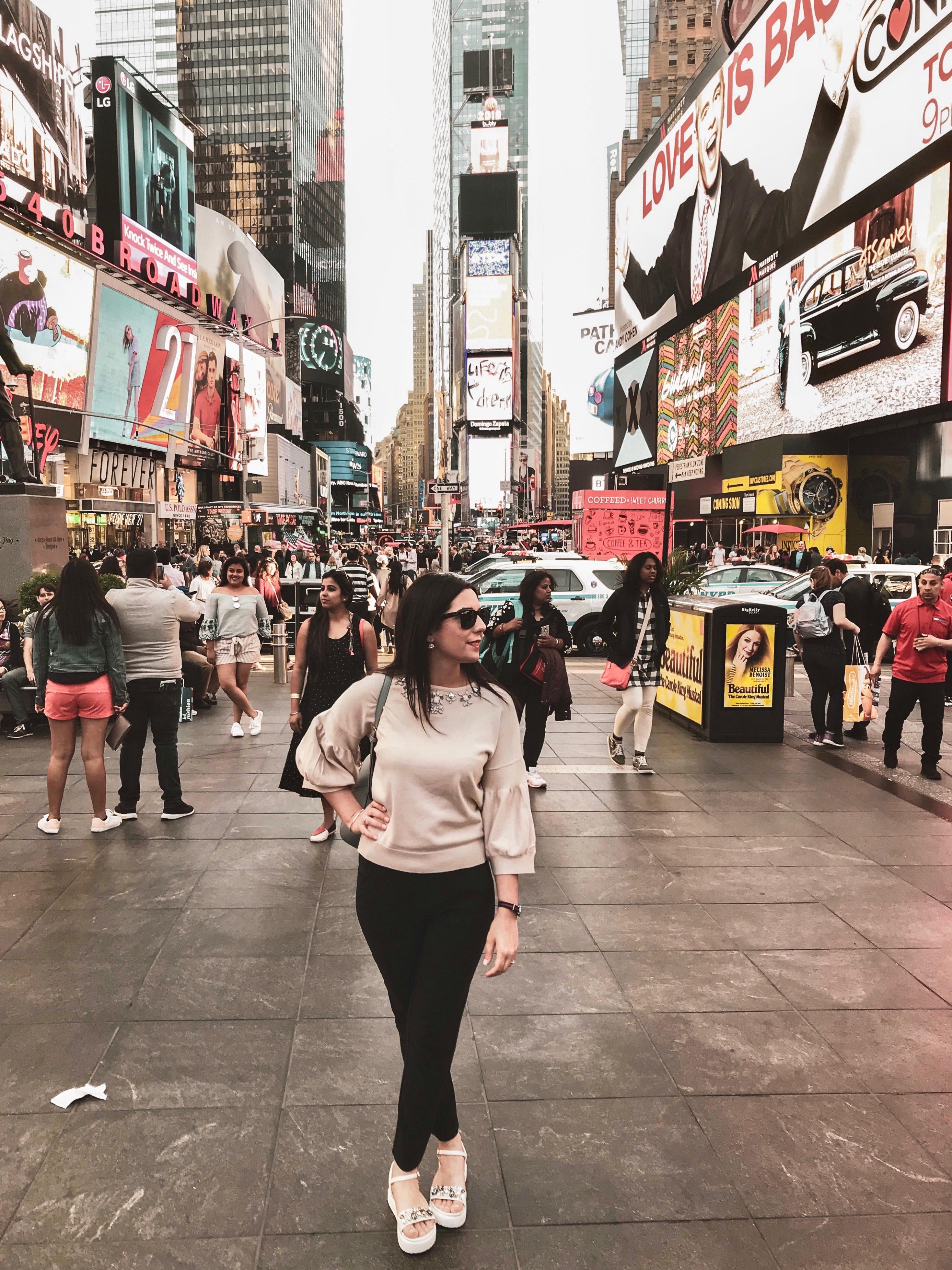 viaggio-a-new-york-city-times-square-stefania-ianniciello