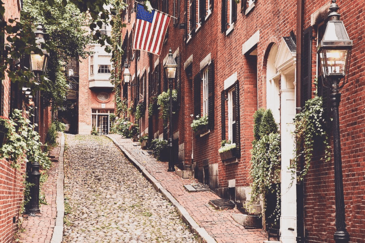 Freedom Trail-Boston-ev